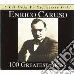 100 greatest a.-5cd08 cd musicale di Enrico Caruso