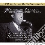Anthology/ornithology cd musicale di Charlie Parker