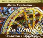 La sicilia - raccolta di canzoni sicilia cd musicale di Miscellanee