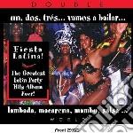 FIESTA LATINA - GREATEST LATIN PARTY cd musicale di ARTISTI VARI