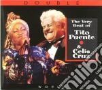 VERY BEST OF cd musicale di PUENTE TITO-CELIA CRUZ