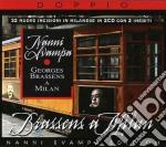 Brassens a milan: 32 nuove incisioni in cd musicale di Nanni Svampa