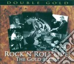Rock'n' roll live! - the gold album - do cd musicale