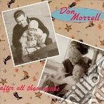 Don Morrell - After All These Years cd musicale di Morrell Don