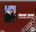 Ahmad Jamal - At The Pershing cd musicale di JAMAL AHMAD
