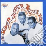THE SUPER SUPER BLUES cd musicale di DIDDLEY/WATERS/HOWLI