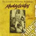THE COMPLETE PLANTATION RECORDINGS cd musicale di WATERS MUDDY