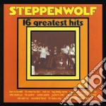 16 GREATEST HITS cd musicale di STEPPENWOLF