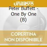 One by one cd musicale di Peter Buffet