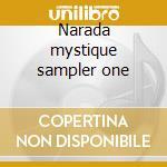 Narada mystique sampler one cd musicale di Artisti Vari