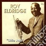 Roy Eldridge - Little Jazz cd musicale di Roy Eldridge