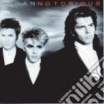 Duran Duran - Notorious cd musicale di DURAN DURAN