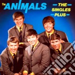 THE SINGLES PLUS cd musicale di ANIMALS