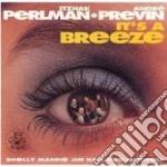 Perlman & Previn - It's A Breeze cd musicale di PERLMAN ITZHAK-PREVIN ANDRE'