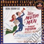 THE MUSIC MAN (MUSICAL) GREEN PRESTO cd musicale di WILLSON
