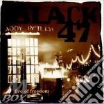 Fire of freedom cd musicale di Black 47
