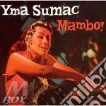 THE MAMBO cd musicale di SUMAC YMA