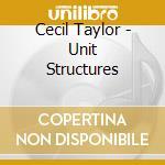 Unit structures cd musicale di Cecil Taylor