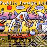 THE GREATEST HITS SO FAR cd musicale di PUBLIC IMAGE LTD