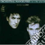 OMD Orchestral Manouvres In The Dark - The Best Of cd musicale di ORCHESTRAL MANOEUVRES IN THE D