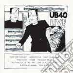 Ub 40 - Ub 40 Live cd musicale di UB 40