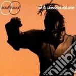 Soul II Soul - Club Classics Vol.1 cd musicale di SOUL II SOUL