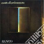 Banco Del Mutuo Soccorso - Canto De Primavera cd musicale di BANCO