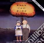 When the wind blows cd musicale di Ost