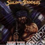 Suicidal Tendencies - Join The Army cd musicale di Tendencies Suicidal