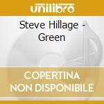 Green cd musicale di Steve Hillage
