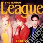 Crash cd musicale di Human league the