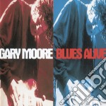 Gary Moore - Blues Alive cd musicale di Gary Moore