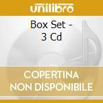 BOX SET - 3 CD cd musicale di MILLER STEVE BAND