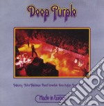 Deep Purple - Made In Europe cd musicale di DEEP PURPLE