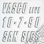 Vasco Rossi - Vasco Live 10.07.90 San Siro cd musicale di Vasco Rossi