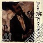Joe Cocker - Night Calls cd musicale di COCKER JOE
