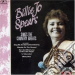 Billie Jo Spears - Sings The Country Greats cd musicale