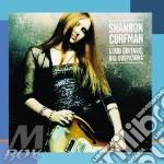 Loud guitars big suspicio cd musicale di Shannon Curfman