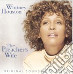 Whitney Houston - The Preacher's Wife cd musicale di Artisti Vari