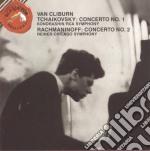 PIANO CONCERTOS cd musicale di Van Cliburn