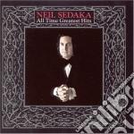 ALL TIME GREATEST HITS cd musicale di SEDAKA NEIL