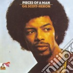 PICES OF A MAN cd musicale di SCOTT GIL HERON