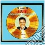 Elvis Presley - Golden Records Vol.3 cd musicale di Elvis Presley