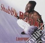 Lover man cd musicale di Shabba Ranks