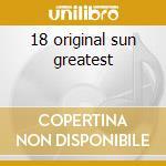 18 original sun greatest cd musicale di Jerry lee lewis