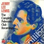 Complete palomino club... cd musicale di Jerry lee lewis