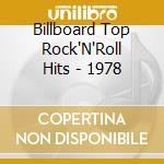 1978 cd musicale di Billboard top rock'n