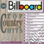 Billboard Top Country Hits - 1986 cd musicale di Billboard top country hits