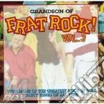 Frat rock vol.3 cd musicale di Artisti Vari