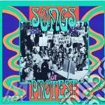 Songs of protest - cd musicale di Artisti Vari